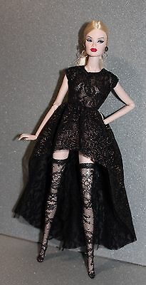 """Tina Fashion"" OOAK Outfit For Fashion Royalty  - 12"" dolls, FR2"