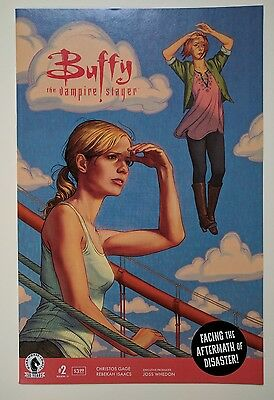 Buffy the Vampire Slayer Season 11 #2 - Joss Whedon / Dark Horse