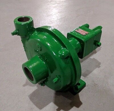 "Ace Pumps 1 1/4"" Suction x 1"" Discharge Pump; FMC-HYD-204 (49800)"