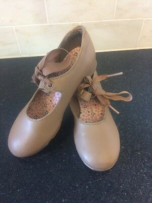 girls tap shoes size 1.5