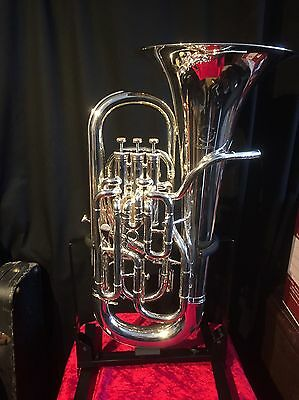 Special Offer JP Sterling 374Tv 4V compensating euphonium With Trigger