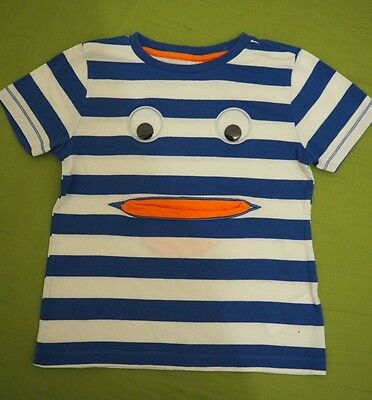 Striped t-shirt, size 6-7 years