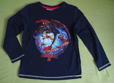 Dragon 2 long sleeve t-shirt, size 6-7 years