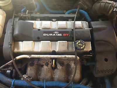 Ford Focus St170 2.0 Petrol Engine Complete With Loom, Manifold, Gearbox