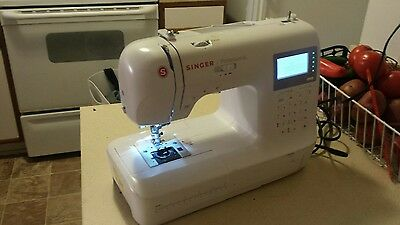 Singer Professional 9100 Computerized Sewing Machine