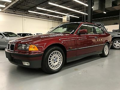 1995 BMW 3-Series  1995 BMW 325is Coupe 5 speed manual. 1 owner all original with only 25k miles