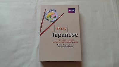 Talk Japanese Language  Course Book And 2 Cds