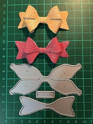 D003 Bride Butterfly Bow Cutting Die Suit For Sizzix Spellbinders Xcut Machine