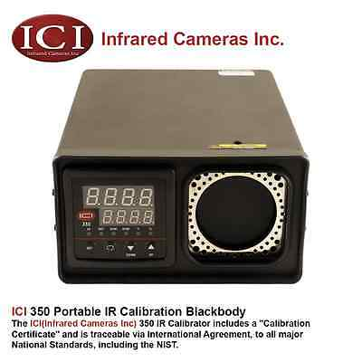 ICI 350 Portable IR Infrared Thermal Blackbody Calibrator Source - BRAND NEW