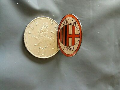 vintage A C Milan pin badge