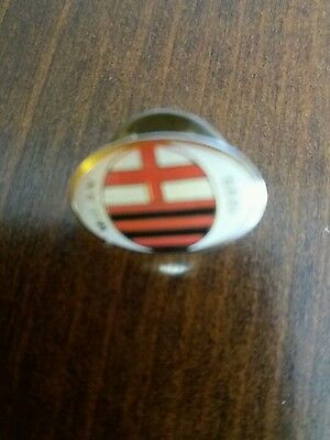 Vintage A.C. Milan pin badge