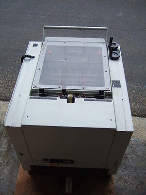 Watkiss Bookletmaker. Made In England. Stitching And Folding Unit