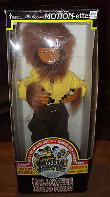 1992 Telco Universal Studios Monsters The Wolfman *