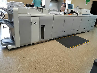 Canon Imagepress  C7010VP With Fiery A2200 & Finisher Stapler