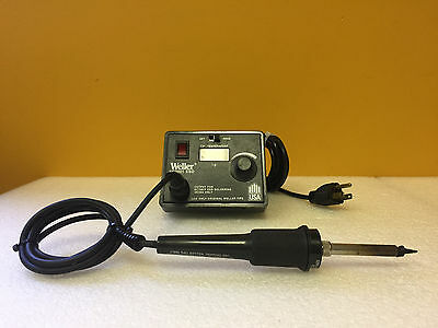 Weller / Cooper Tools EC2002CESD 60 W, 350° to 850°, Soldering Station. Tested!