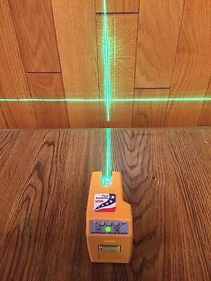 Pacific Laser Systems PLS180 Green Laser Level