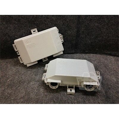 Lot of 2 TII Network Tech 3711H-71-1I00 Three-Line Outdoor Network Interfaces