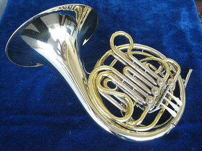 Good Holton H-378N Double French Horn With Warranty!