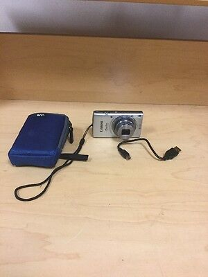 Canon PowerShot Elph135 16mp GOOD CONDITION With Case 16gb Memory Card