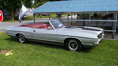 1972 Ford Other  1972 ford LTD convertible