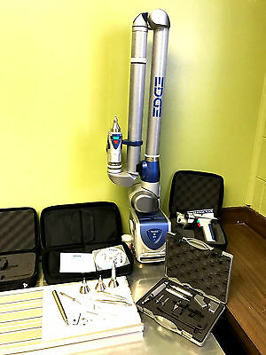 Faro Edge 9ft Arm with Laser Scanner