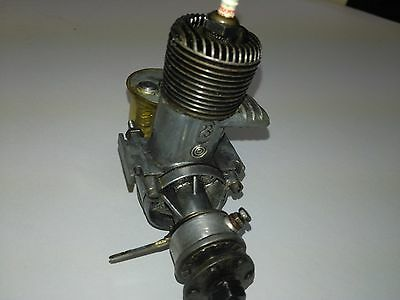 Vintage Model Airplane Engine O & R 23