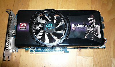 Carte graphique AMD Radeon HD4890 1Go GDDR5 PCI-E - DVI HDMI DP