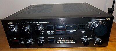 Jvc A-X900 Stereo Integrated Vintage Amp 120 Watts Per Channel