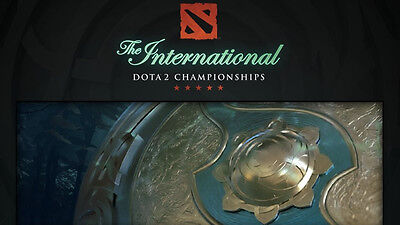 Dota 2 TI7 The International Finals Tickets