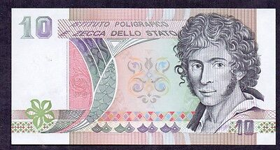 Face Value 10 From Italy Unc