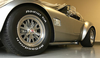 Stunning Superformance Factory Built 1965 Shelby Cobra, 5000 Miles Only,
