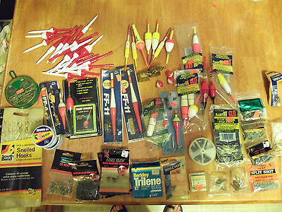 Huge Lot of lose and Packages Mixed Fishing Tackle & Accessories