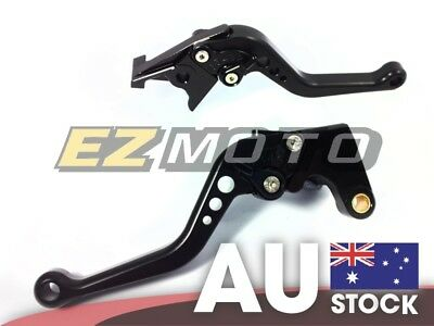 AU stock! SBB Clutch Brake levers for Yamaha MT-07 FZ-7 MT-09 SR FZ9 2014 2015