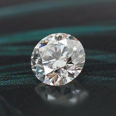0.25CT VVS1 G Color 4mm Round moissanite Loose Diamond