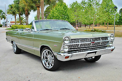 1967 Ford Fairlane 500 Convertible GT Tribute 302 V8 Stunning! 1967 Ford Fairlane 500 Convertible GT Tribute 302 V8 Automatic w/ Overdrive Wow!