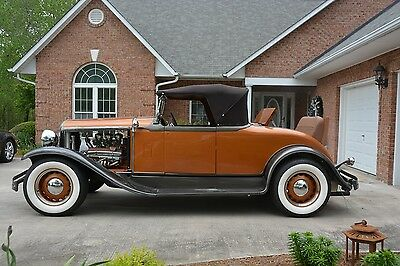 1929 Chrysler Series 75  1929 Chrysler Roadster