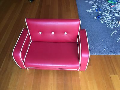Toddler Couch Chair Retro