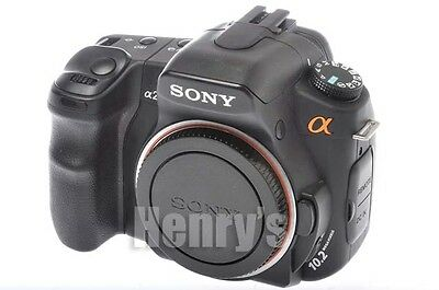 Sony Alpha A200 10.2Mp Digital Slr Camera Body/used/$1