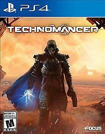 Technomancer PS4 Video Game (Sony PlayStation 4, 2016)