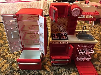 Our Generation Deluxe Kitchen Set