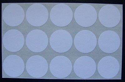 100 All Purpose Removable Adhesive Price Labels Tags Stickers Round 1""