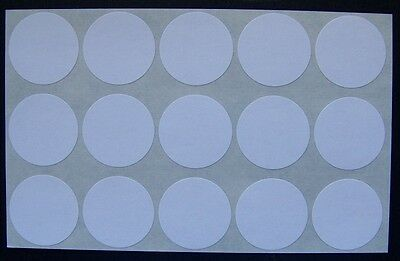 150 All Purpose Removable Adhesive Price Labels Tags Stickers Round 1""
