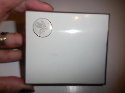 Vintage Firefly Compact Co Powder Make up Compact As Is