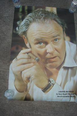 archie bunker poster 1972