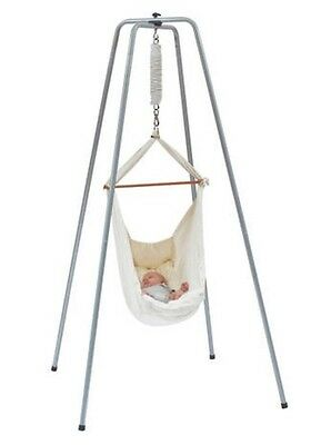 Natures Sway Baby Hammock and Stand Package (Organic)