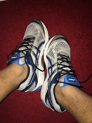 Men's Asics Running Shoes Size 10.5 Used