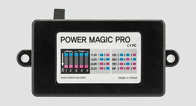 BlackVue Power Magic Pro Vehicle Battery Discharge Prevention Parking Mode UK
