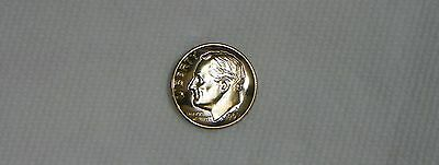 1969 S Proof Roosevelt Dime From U.S.MINT Proof SET