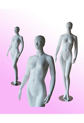 Clearance Sell Female Full body Mannequin Shop Display Mannequin 154W