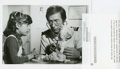 Bernie Kopell Tori Spelling The Love Boat Original 1982 Abc Tv Photo
